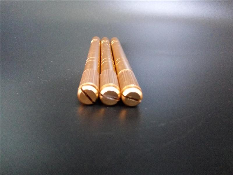 10pcs Gloden Color Cosmetic Eyebrow Microblading Tattoo Pen Permanent Makeup Pen Machine 3D Manual Pen(China (Mainland))
