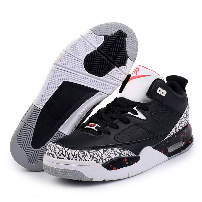 High Cut Non Slip Best Sport Shoes Brands Fashion Style Mens Basketball Shoes(China (Mainland))