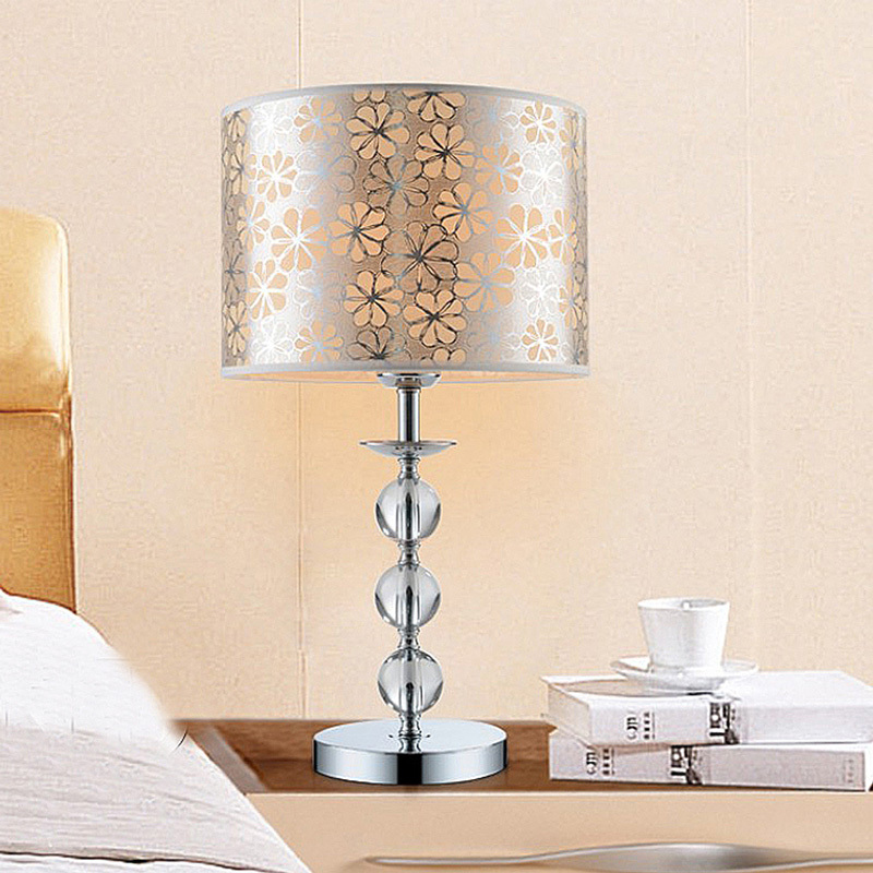 E27 Table Lamp Luxurious Ancient Garden European Style