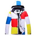 2016 New Men s Waterproof Ski Jacket Winter Snow Jacket Thermal Coat For Outdoor Mountain Ski