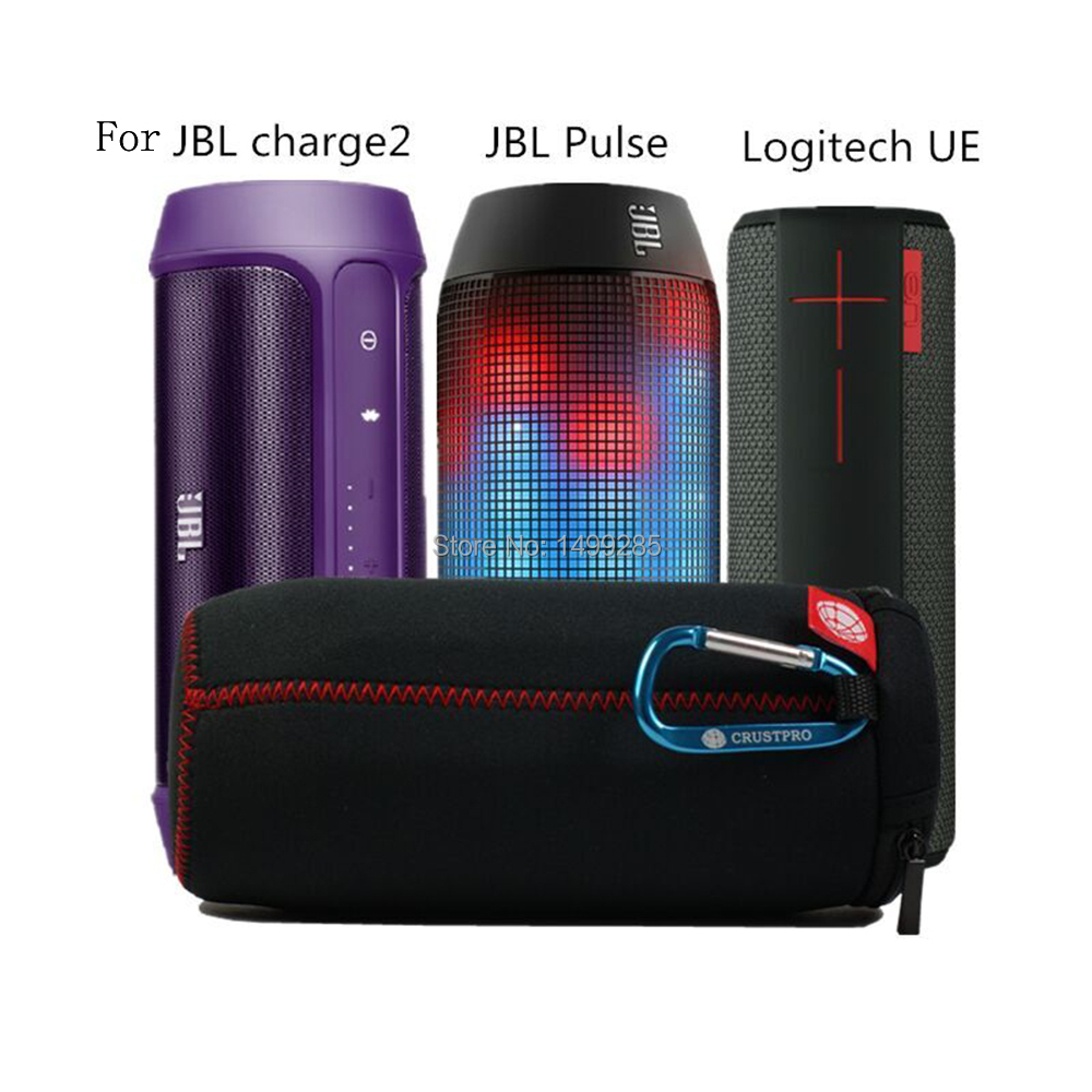 2015 Hot Selling Travel Carry Protection Bag Pouch Cover Case For Jbl Pulse JBL Flip/Charge2 Logitech UE Boom Bluetooth Speaker(China (Mainland))