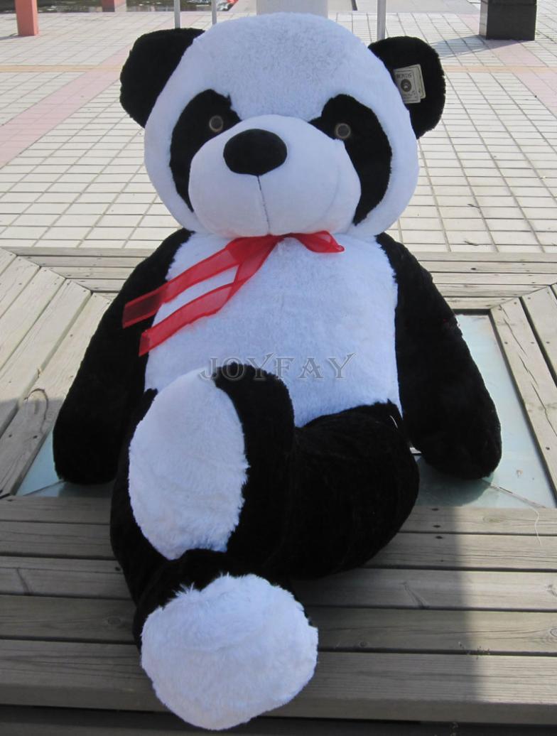 Cute Big  40 inch 100 cm Panda  Bear  Stuffed  Plush  Animal  Toy Best Christmas Gift for Kids Children<br><br>Aliexpress