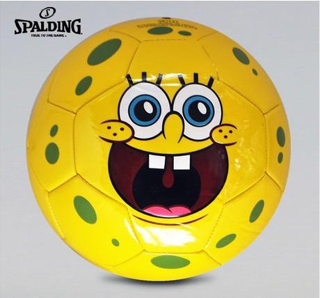 Cartoon style soccer ball size 4 soccer ball kids football balls indoor football for children Free Shipping(China (Mainland))