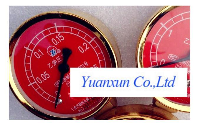 Plasma gauge oxygen pressure gauge pressure reducer Oxygen Regulator
