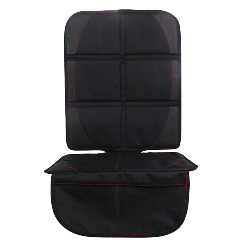 ME3L High Quality Easy Clean Car Seat Cover Car Interial Seat Protector Mat Auto Baby Car Seat Covers Black For Four Season(China (Mainland))
