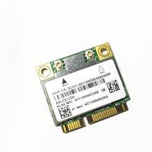 For AzureWave Broadcom BCM94352HMB BCM94352 AW-CE123H 802.11/ac 867Mbps WLAN + Bluetooth BT 4.0 Half Mini PCI-E Card(China (Mainland))
