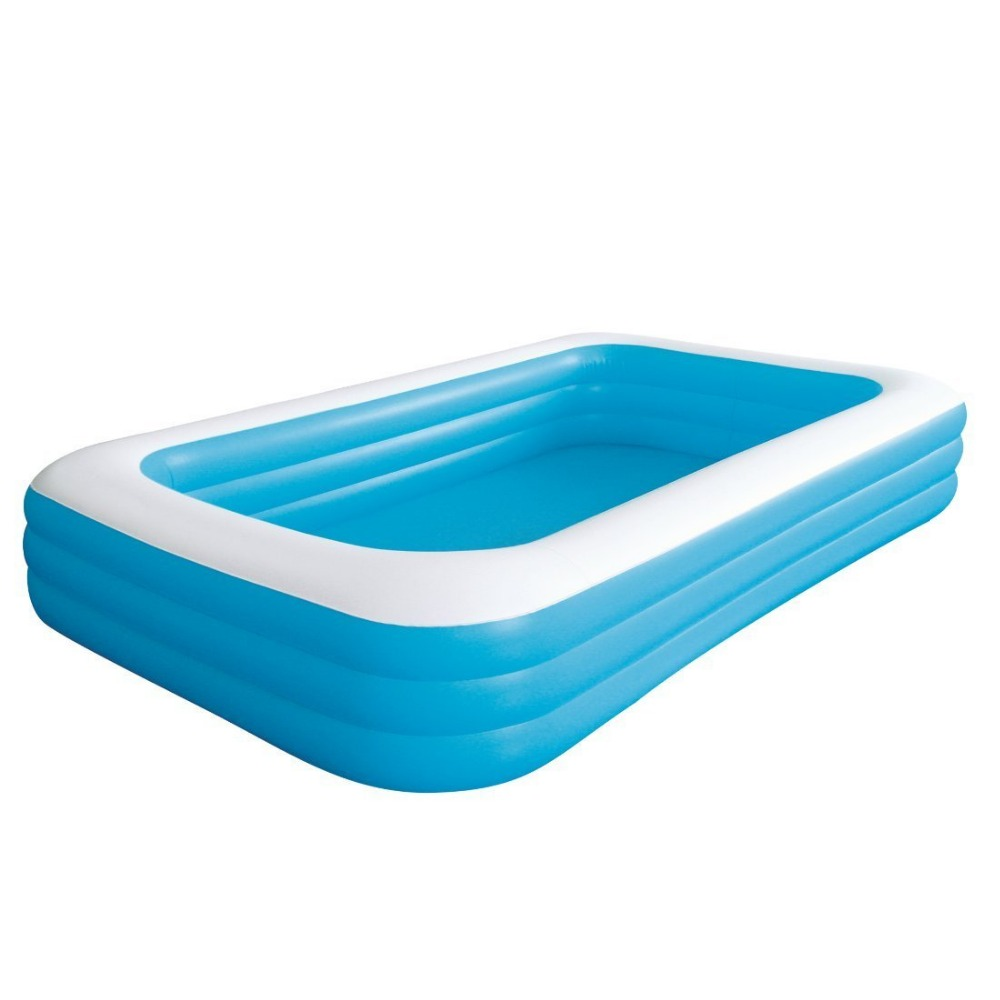 Giant inflatable kiddie pool family and kids inflatable for Pool accessories