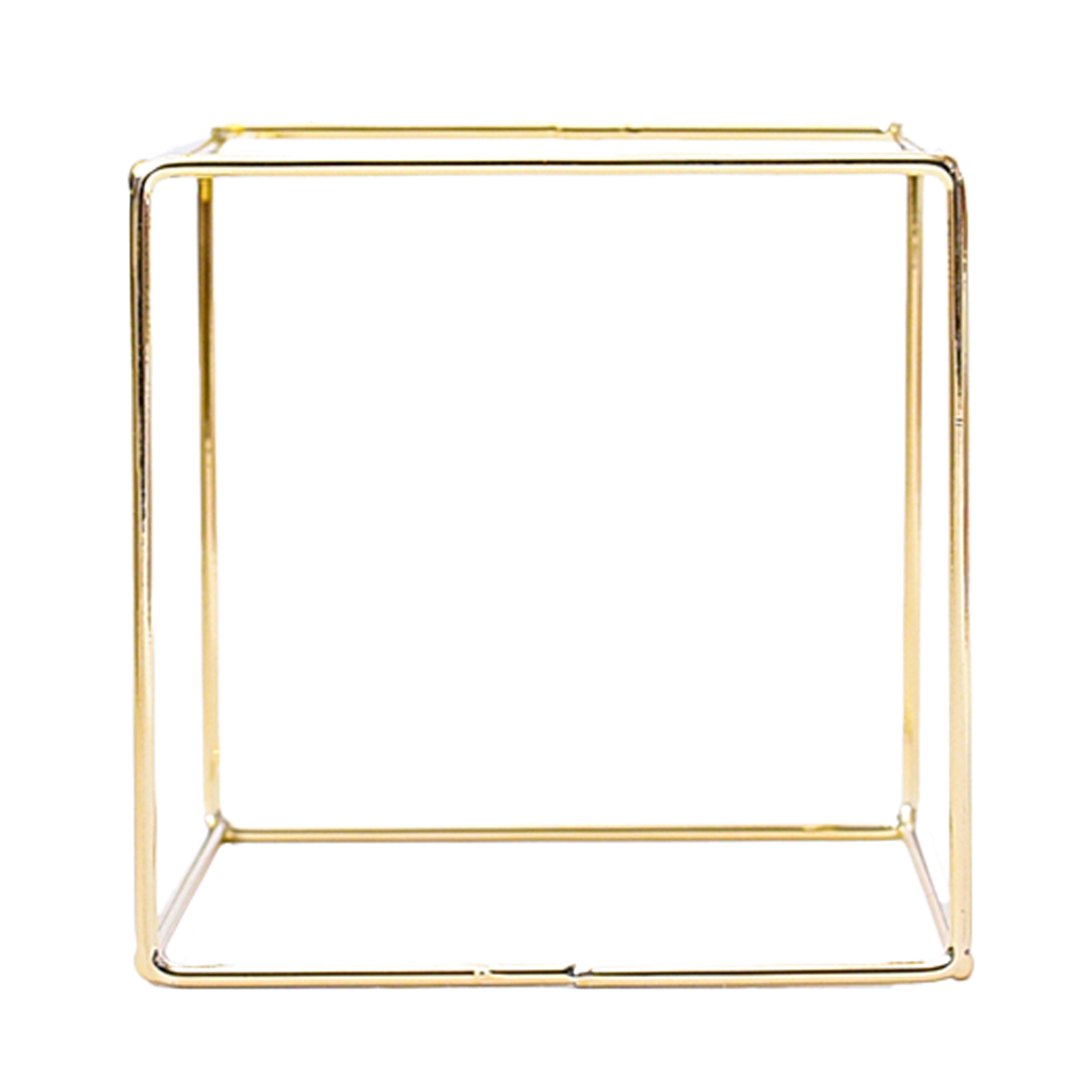 2 Size Fashion Earrings Bracelet Necklace Square Jewelry Showing Stand Trendy Jewelry Display Rack Iron Stand Organizer Holder