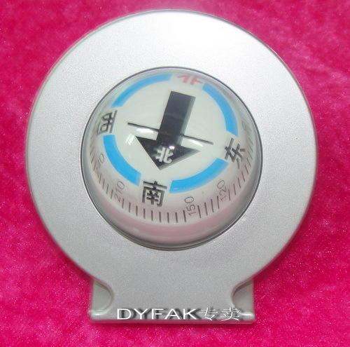 High quality vehicle car compass Large compass car guide the ball compass s1108(China (Mainland))