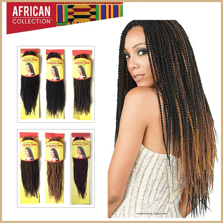 Crochet Hair Extensions Wholesale : Buy Wholesale 200pcs/lot Havana Mambo Twist Crochet Hair Extensions ...