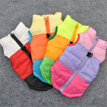 Buy Dog Cat Coat Jacket Pet Supplies Clothes Winter Apparel Clothing Puppy Costume for $3.07 in AliExpress store