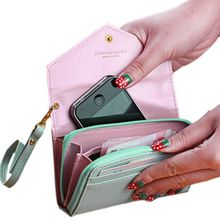 New 2014 men wallets famous brand wallet money purses Wallets New Design Wallet With Coin Bag for iphone 4 Iphone 5  BB704