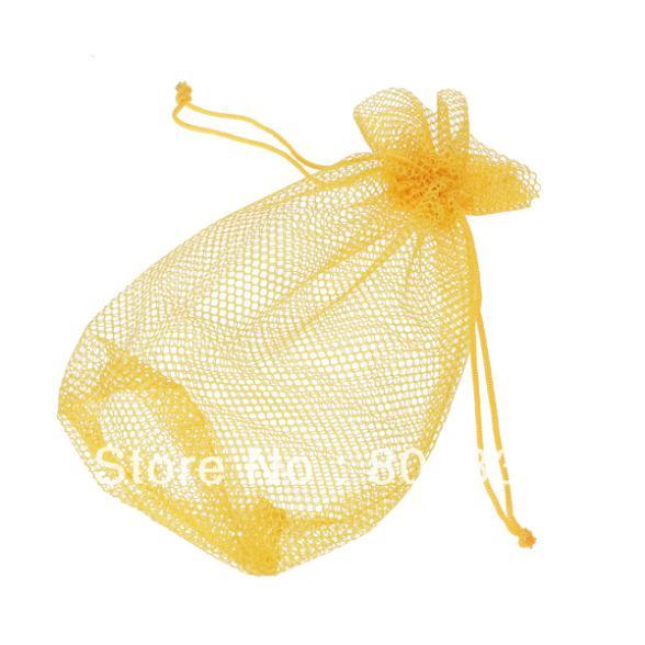 Free Shipping Mesh Nets Golf Table Tennis Ball Bag Pouch(China (Mainland))