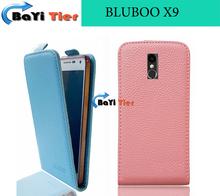 2016 Original Aierwill PU Leather case - BLUBOO X9 Open Vertical Flip Free shippig BaYiTier Technology Co., Ltd store