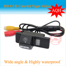 SONY CCD Car Rear View Reverse CAMERA for Nissan QASHQAI X-TRAIL Geniss Citroen C4 C5 C-Triomphe Peugeot 307cc Pathfinder Dualis(China (Mainland))