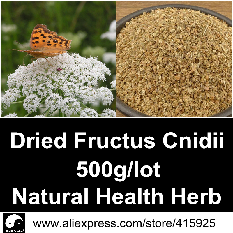 Natural Fructus Cnidii 500g Dried Cnidium Monnieri Seeds Sexual Health Herbal Dietary Supplements<br><br>Aliexpress