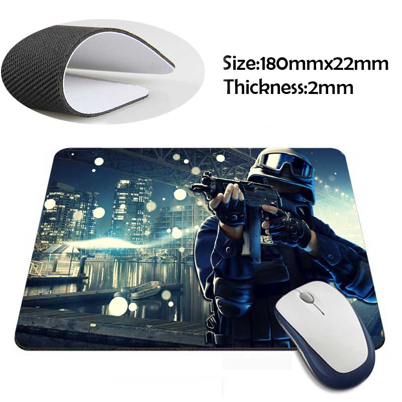 point blank Mouse Pad Computer Gaming Mouse Pad Gamer Play Mats(China (Mainland))