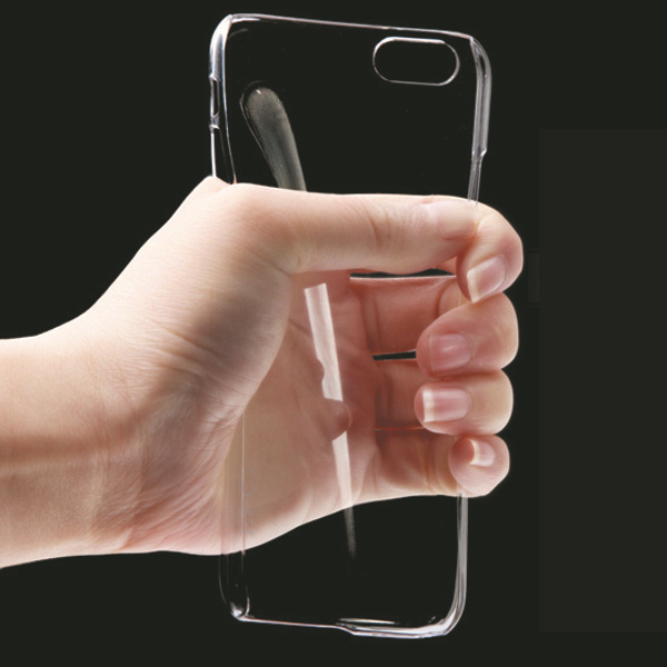 Best Clear Transparent Crystal Hard Mobile phone Case for iphone 4 4s 5 5s 6 4.7inch(China (Mainland))