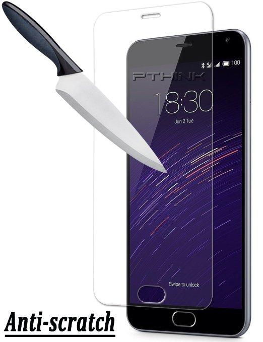Гаджет  9H Tempered Glass Screen Protector guard CASE for Meizu M1 Note mini/ M2 Note/m2 mini /MX4 /MX5 Pro 5 GLASS Protective Film None Телефоны и Телекоммуникации