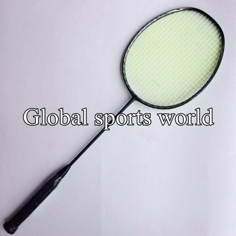 4 pcs badminton racket+2 YY bag+9 tubes shuttlecock ,shipping to Canada(China (Mainland))