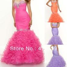 wholesale lavender prom dress