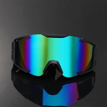 1pc Motorcycle Bicycle Dustproof Ski Snowboard Sunglasses Goggles Lens Frame Eye Glasses Motos Motocicleta La Moto Motorrad