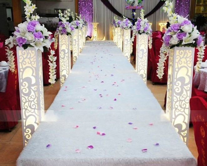 Online Get Cheap Lighted Columns For Weddings Wholesale Aliexpress
