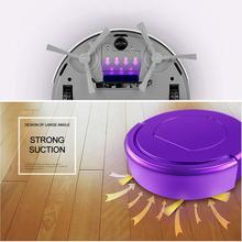 Krv205 Robot Vacuum Cleaner Ultra-thin Household Fully-automatic Intelligent Vacuum Cleaner(China (Mainland))