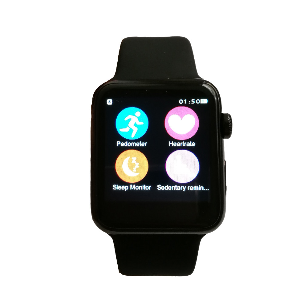Smartwatch Iwo Upgraded 2nd Generation ⊱ Mtk2502c Mtk2502c