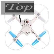 New X300C 2.4G 4CH 6-Axis RC Quadcoptepr FPV Real-time Video Drone Headless Mode 0.3MP Camera