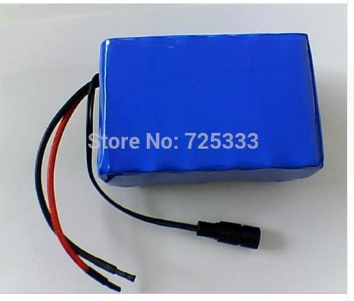 24V 10Ah 6S5P 18650 Battery lithium battery 24v electric bicycle moped /lithium ion battery pack+free shopping +1A charger(China (Mainland))