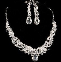 2014 Jewelry Sets Romantic New Arrival Time-limited African Set Tl072 Bridal Angel Wings Necklace Earrings Wedding Accessories
