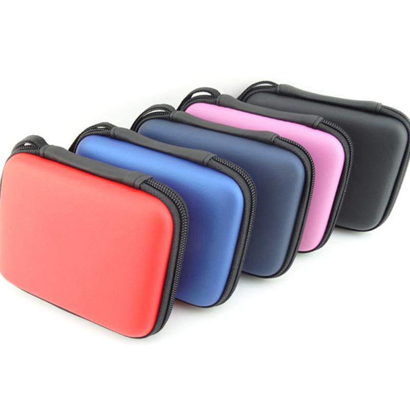 2016 Universal high quality EVA Shell package protective phone bag Power Bank mobile hard disk drive bag For 4s 5s 6splus(China (Mainland))