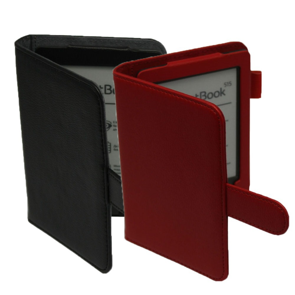 High Quality Faux Leatherpu Stand Style Cover Case For Pocketbook