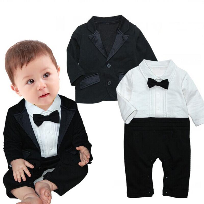 mode baby junge gentleman cardigan fliege schwarze hose