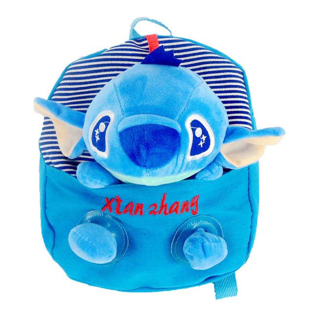 Высокое качество игрушка плюшевые мультфильм узоров рюкзак холст мешок подарок для детей Mochila Infantil горячая распродажа
