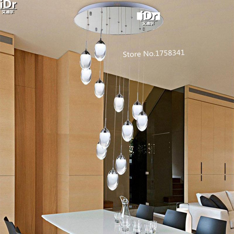 Bedroom lamp Hall 16 head LED Chandelier Light fashion branch Modern Christmas Chandelier+Free shipping(China (Mainland))