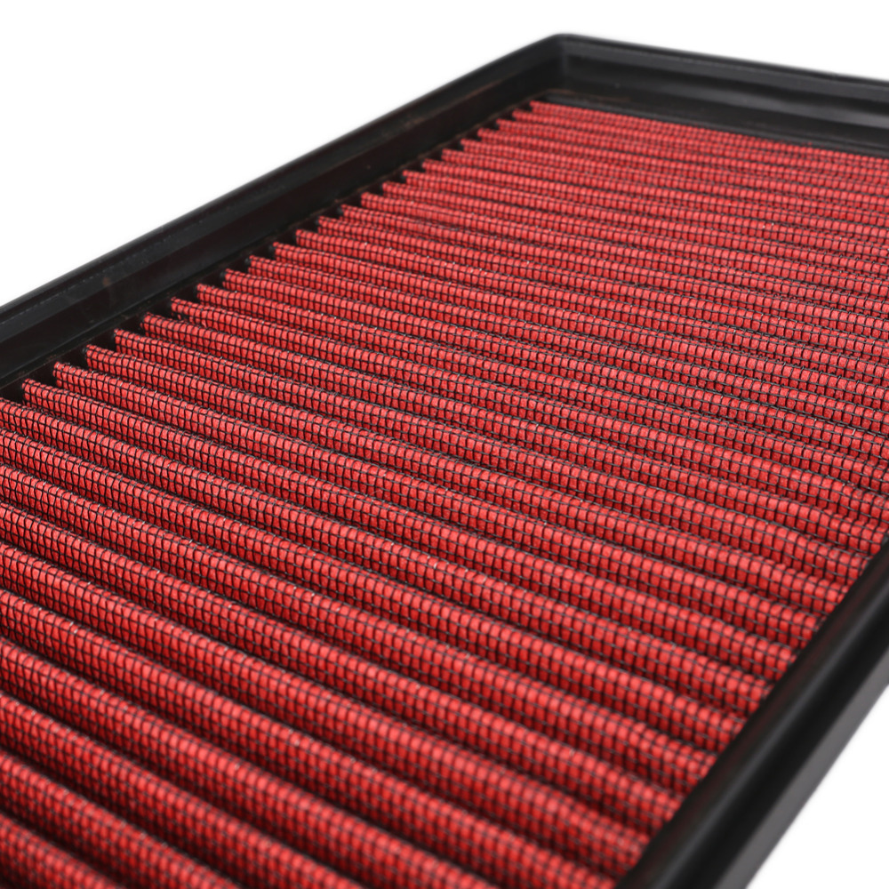 HOT SALE! NEW High Flow Drop-In Panel Dry Air Filter for AUDI 96-07 VOLKSWAGEN 97-11 SEAT(China (Mainland))