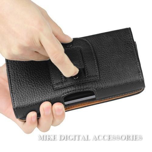 Для samsung Galaxy Note 2 N7100 7100 NoteII Роскошный пояс из полиуретановой кожи с зажимом для aeProduct.getSubject()