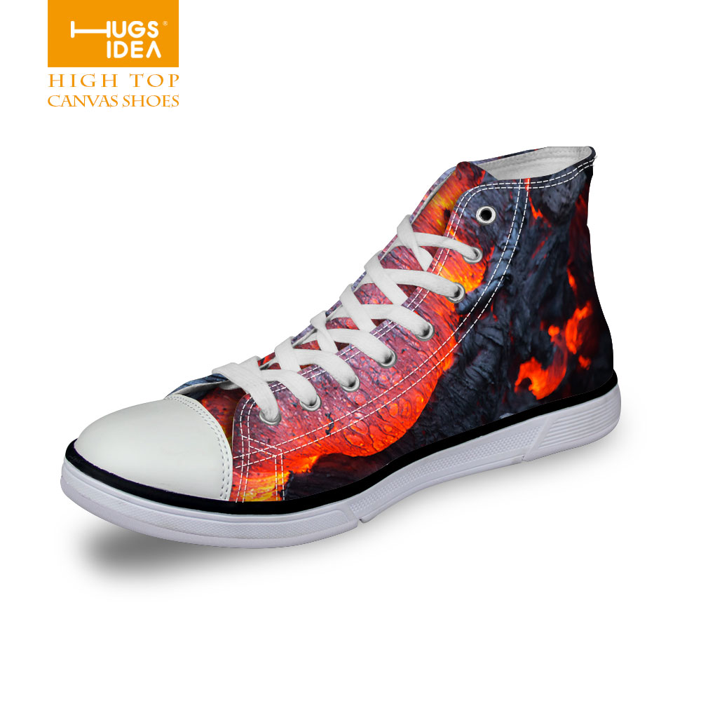 2015 retail new low high style canvas flat shoes gray casual star women men size 35-45