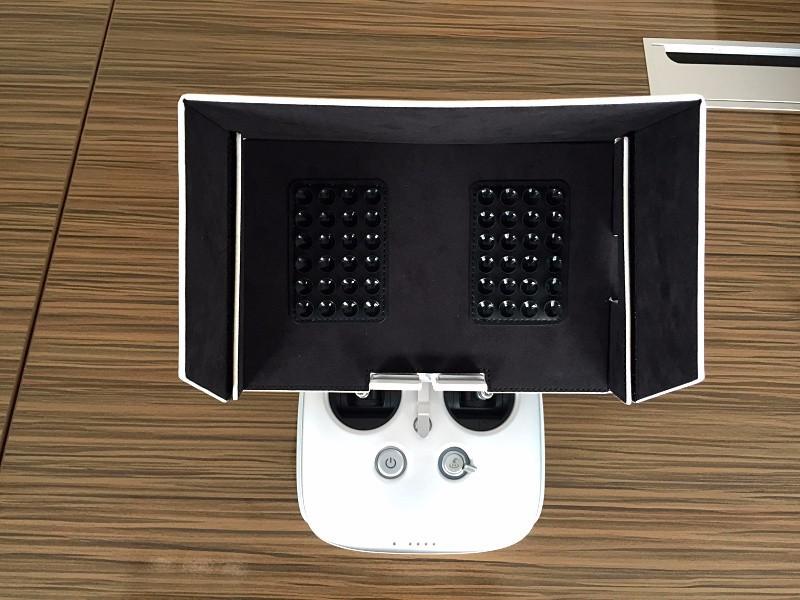 7.9 Inch Sunshade Tablet Sun Hood for DJI Phantom 4 Phantom 3 Standard / Phantom 2 Series Spare Parts Accessories