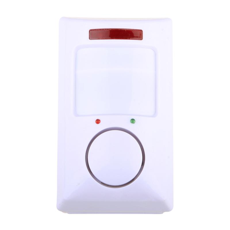 Беспроводной ик инфракрасный пульт дистанционного система безопасности детектор движения оповещения инструмент # 78686