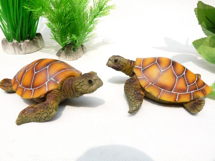 Aquarium landscape aquarium decoration small water turtle tortoise ...