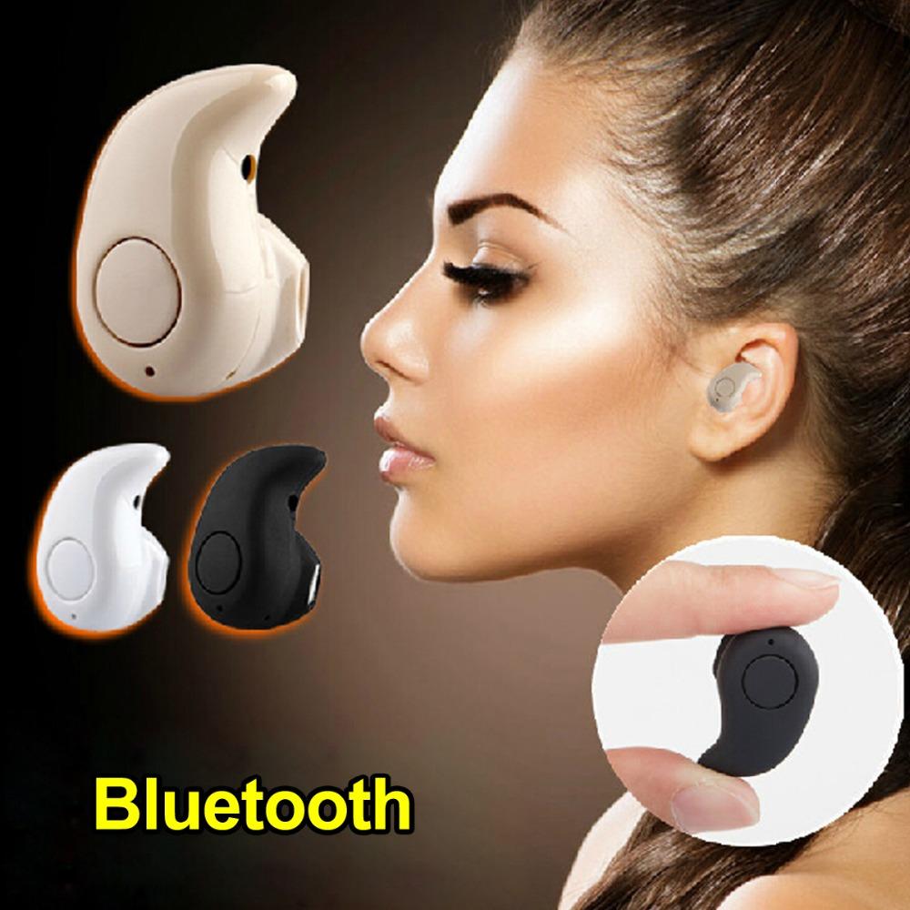 Hands Free Earbuds Mini Auriculares Bluetooth Headset Earphone Wireless Headphones Ear Phone Handsfree for iPhone Xiaomi Samsung(China (Mainland))