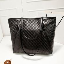 Handbag 2015 women shoulder bag casual PU leather women handbag shopping women bag