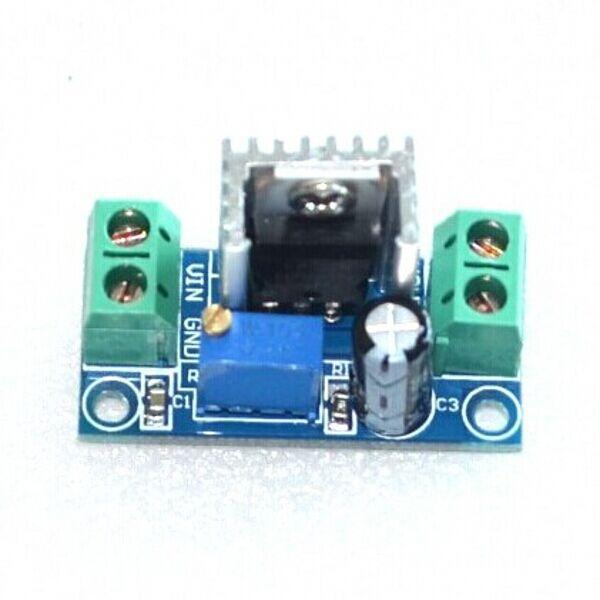 New LM317 DC-DC step-down DC converter circuit board power supply module 1pcs(China (Mainland))