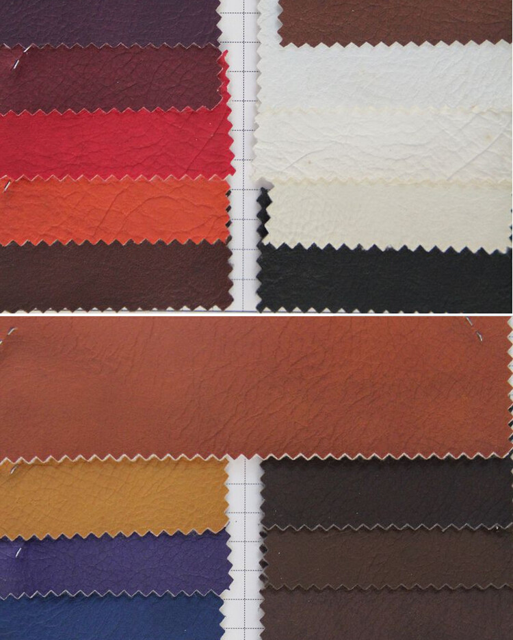 30 yards Crazy Horse embossed leather / oil leather embossed litchi grain leather / quality synthetic PU leather / imitation(China (Mainland))