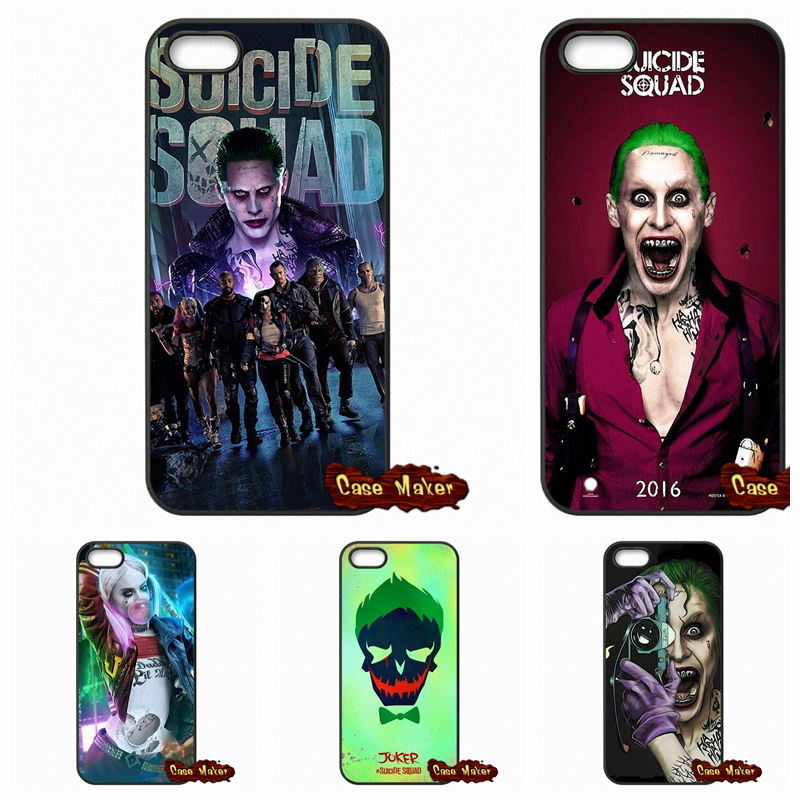 Suicide Squad Harley Quinn Phone Cases Cover Blackberry Z10 Q10 HTC Desire 816 820 One X S M7 M8 Mini M9 A9 Plus  -  The End Cell Covers store