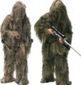 CAMO GHILLIE Hunting Clothing camouflage shade cloth TACTICAL CAMOUFLAGE SUIT 4 Grass Type Camouflage Shade Cloth