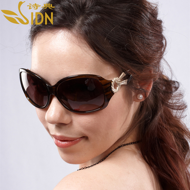 The left bank of glasses sidn women's polarized sunglasses fashion sunglasses 1038